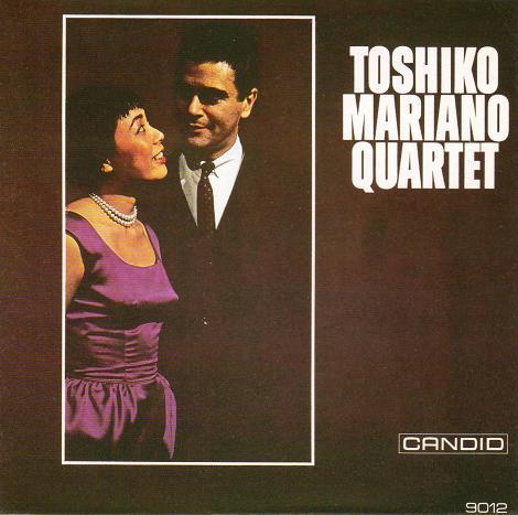 Toshiko Mariano Quartet Candid CJS-9012