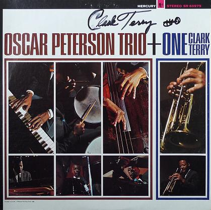 Oscar Peterson Trio+One Clark Terry Mercury SR 60975