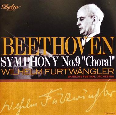Furtwangler Beethoven Symphony No.9 Choral