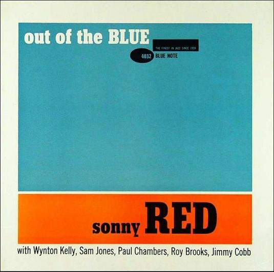 Sonny Redd Out Of The Blue Blue Note BLP 4032
