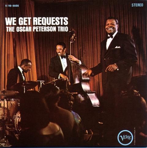 Oscar Peterson We Get Requests Verve V6-8606
