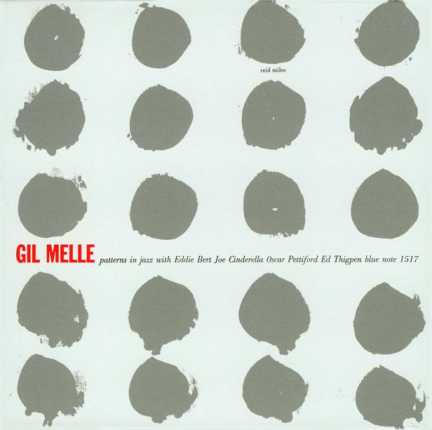 Gil Melle Patterns In Jazz Blue Note BLP 1517