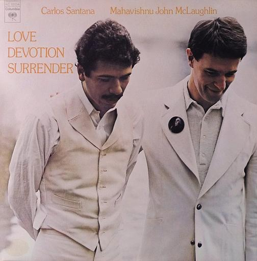 John McLaughlin Love Devotion Surrender Columbia KC 32034