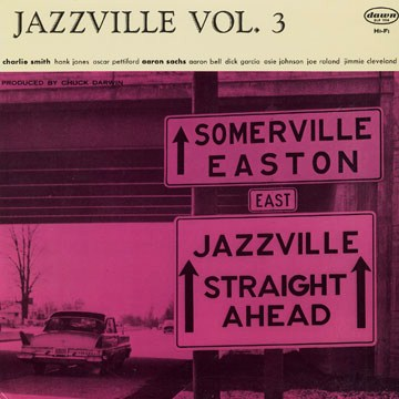 Jazzville Vol.3 Dawn DJP-1114