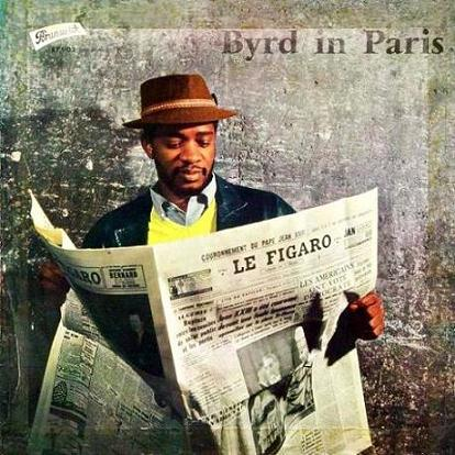 Donald Byrd Byrd In Paris Brunswick 87 903