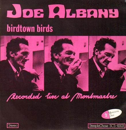 Joe Albany Birdtown Birds Steeple Chase SCS-1003