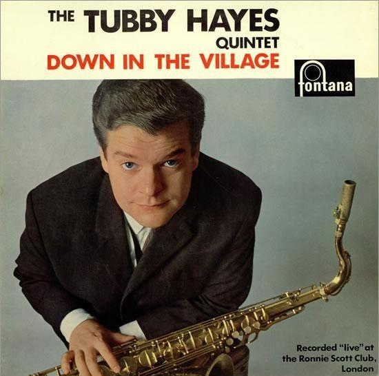 Tubby Hayes Down In The Village Fontana 680 998 TL
