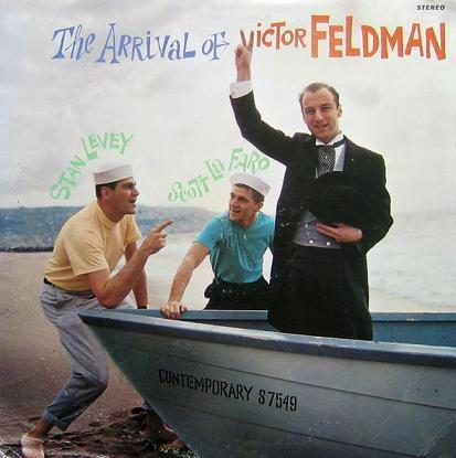 The Arrival Of Victor Feldman Contemporary S 7549