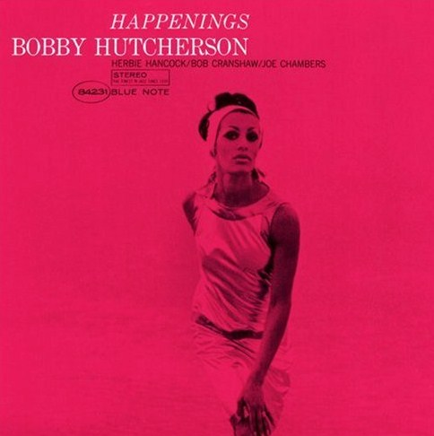 Bobby Hutcherson Happenings Blue Note BST 84231