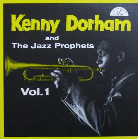Kenny Dorham And The Jazz Prophets Vol.1 ABC Paramount ABC 122
