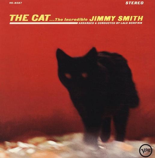 Jimmy Smith The Cat Verve V6-8587