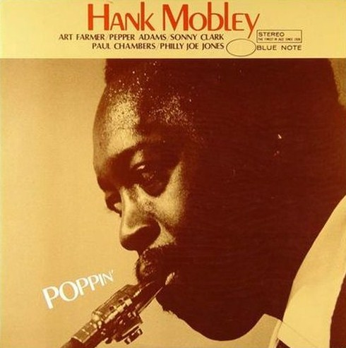 Hank Mobley Poppin Blue Note King GXF-3066