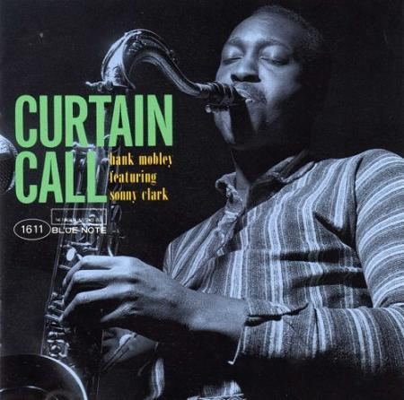 Hank Mobley Curtain Call Blue Note BLP 1611
