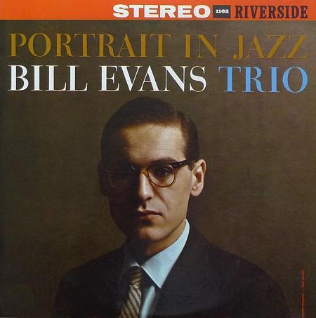 Bill Evans Portrait In Jazz Riverside RLP 1162