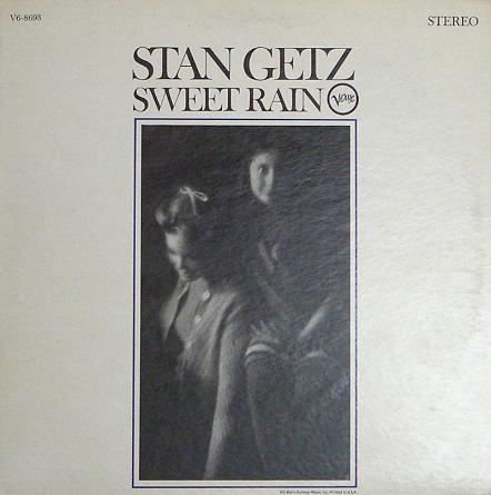 Stan Getz Sweet Rain Verve V6-8693