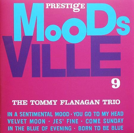 Tommy Flanagan Moodsville MVLP 9
