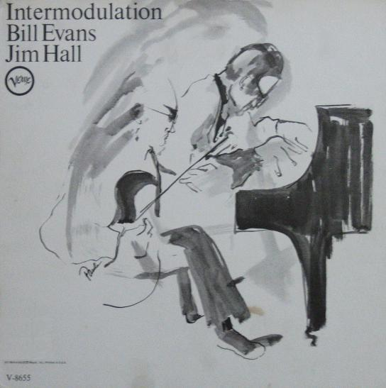 Bill Evans Intermodulation Verve V-8655