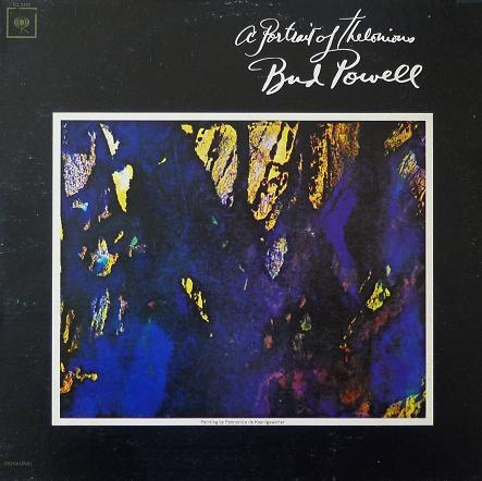 Bud Powell A Portrait Of Thelonious Columbia CL 2292