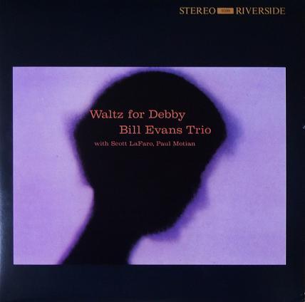 Bill Evans Waltz For Debby Riverside RLP 9399(OJC-210)