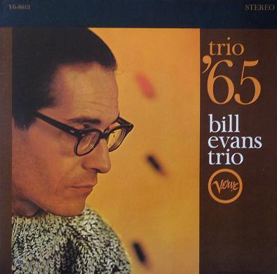 Bill Evans Trio 65 Verve V6-8613