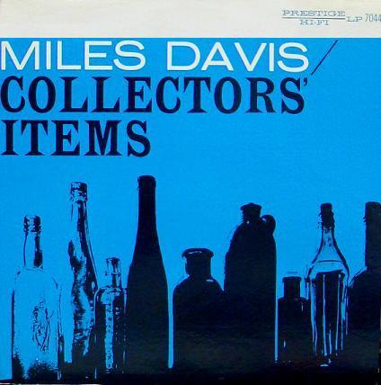 Miles Davis Collectors Items Prestige PRLP 7044