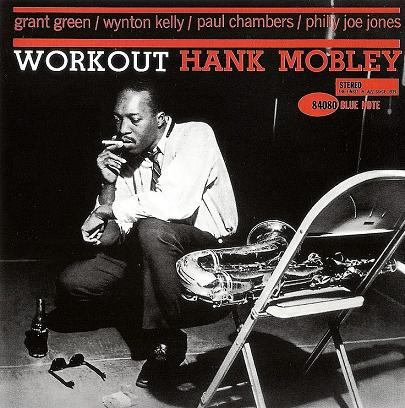 Hank Mobley Workout Blue Note BST 84080
