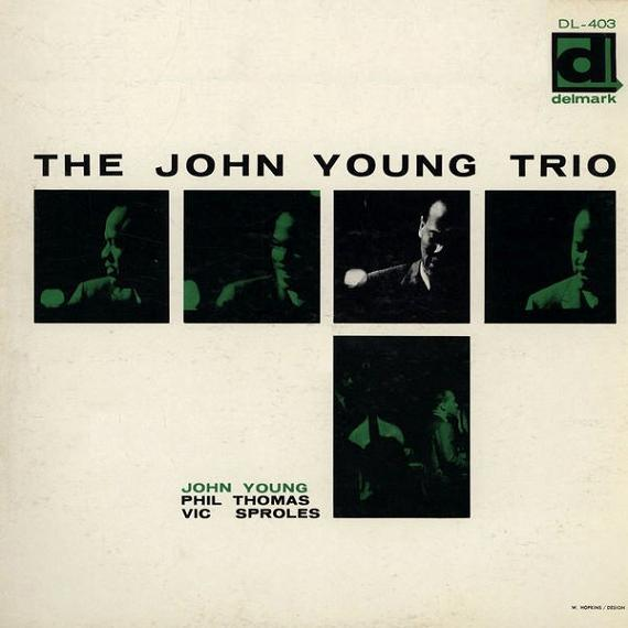 John Young The John Young Trio Delmark DL 403