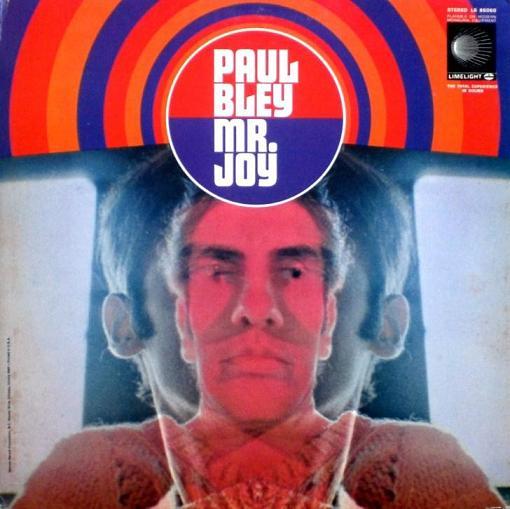 Paul Bley Mr. Joy Limelight LS 86060