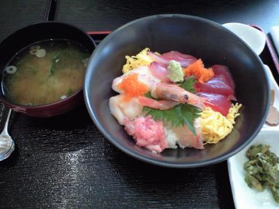 廻船(海鮮)丼②