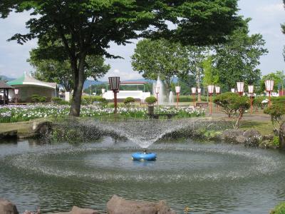 浅舞公園①