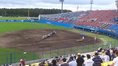 第95回全国高校野球選手権記念秋田大会閉会式