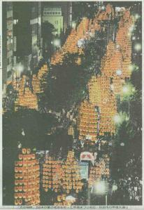 H23.8.4竿灯祭り