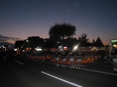 秋田竿燈まつり 20130003