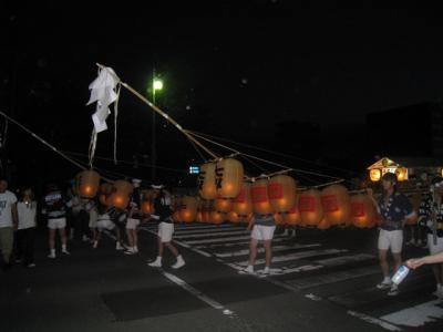 秋田竿燈まつり 20130004