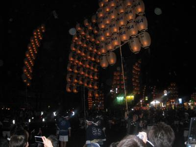 秋田竿燈まつり 20130007