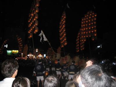 秋田竿燈まつり 20130008