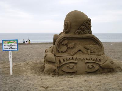 砂像甲子園(優勝)