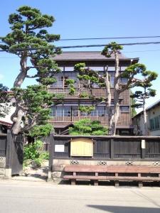 旧石田理吉家住宅(横手市指定文化財)