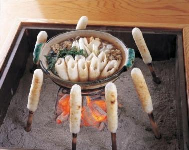 きりたんぽ鍋②