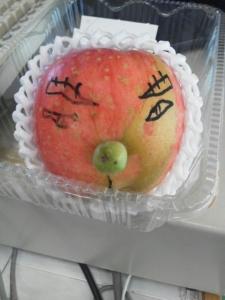 4おもしろリンゴ②