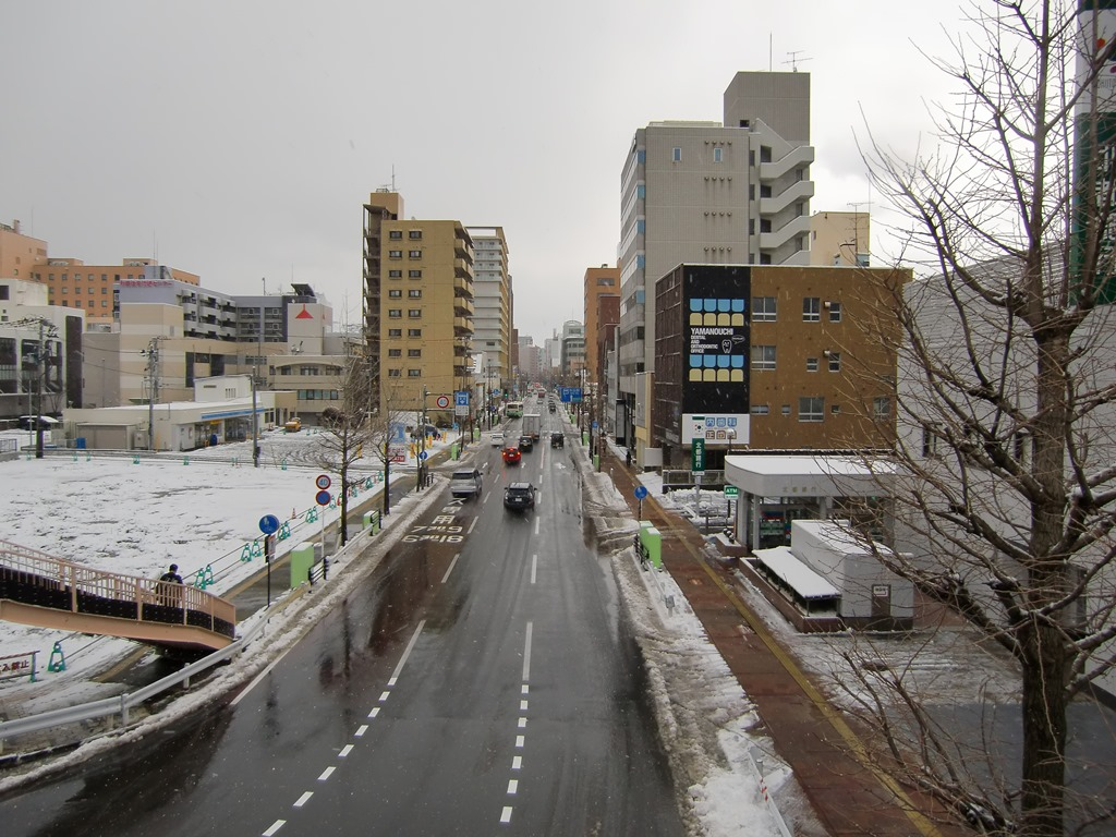 スタッフブログ 今朝の秋田市