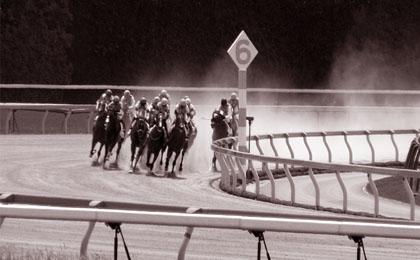ダートレース1
