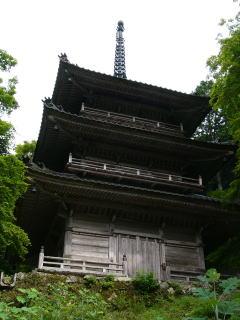 高源寺多宝塔