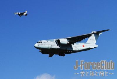 110127 XC-2 2号機初飛行