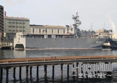 音響測定艦AOS-5201『ひびき』