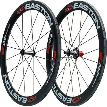 Easton EC90 Aero Carbon Road Bike Wheelset
