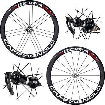 Campagnolo Bora One Tubular Road Bike Wheelset