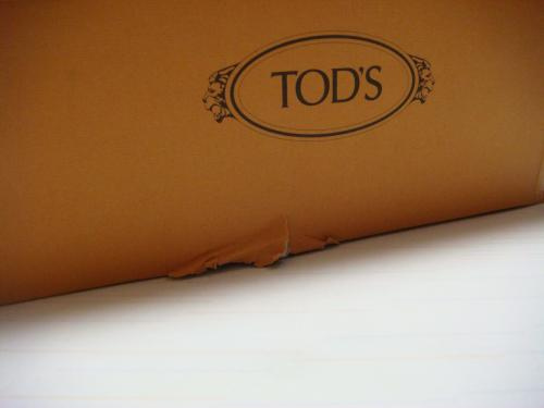 Tods Boots Box