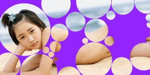 裸に見えちゃう水玉アイコラ画像10