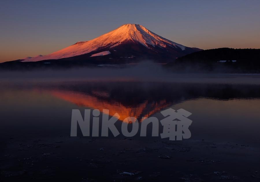 2013 12 31 平野W紅富士 D3x R@SSNR